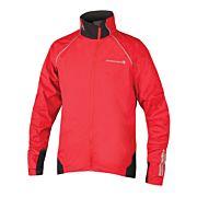 Kurtka rowerowa Endura Helium Jacket czerwona
