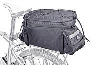 Torba na bagażnik AUTHOR A-N472 czarna