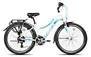 Rower miejski damski Unibike Emotion 26 EQ 2019