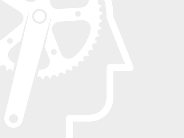 Lampka rowerowa Retro chromowa