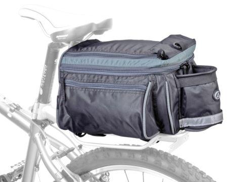 Torba na bagażnik AUTHOR A-N216 czarna