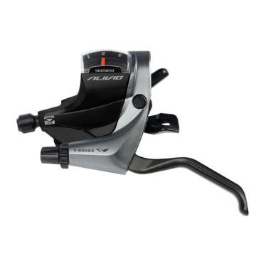 Dźwignia Shimano Przerz/Ham Lewa 3rz ST-M4000 V-Brake