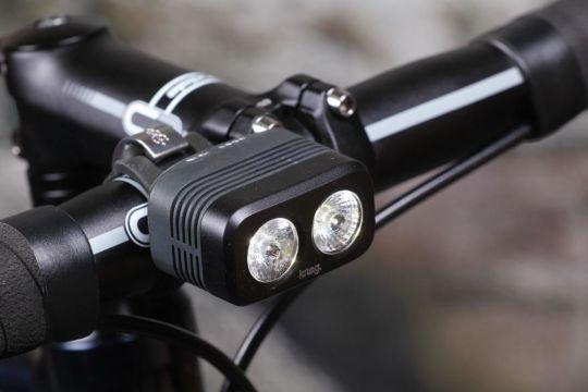 Oświetlenie rowerowe Knog Blinder Road 400