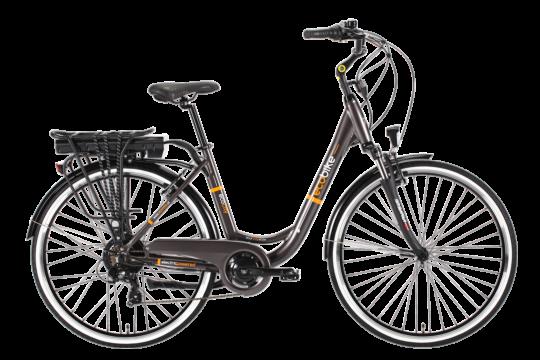 Rower elektryczny EcoBike City L 250W - Samsung 7,8 Ah