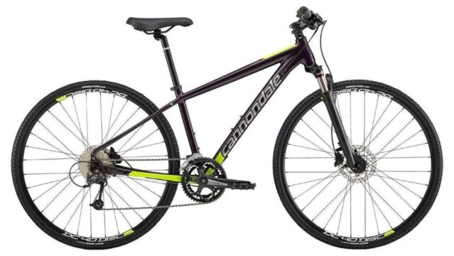 Rower crossowy damski Cannondale Quick Althea 2 2019