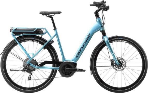 Rower elektryczny damski Cannondale Mavaro Active City 2019