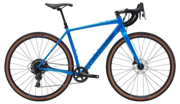 Rower gravel Cannondale Topstone Disc Apex 1 Se 2019