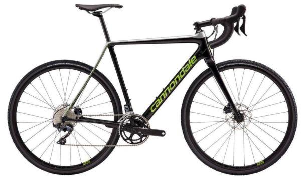 Rower przełajowy Cannondale Super X Ultegra 2019